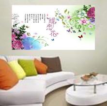 產品名稱︰牆(qiang)暖1400W蝶戀花