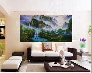 產品名稱︰牆(qiang)暖山水(shui) 1400w